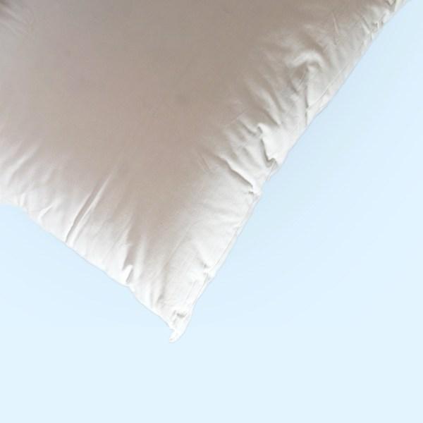 Donzen hoofdkussen - Loiva Solid Night | 15% dons, 85% veertjes