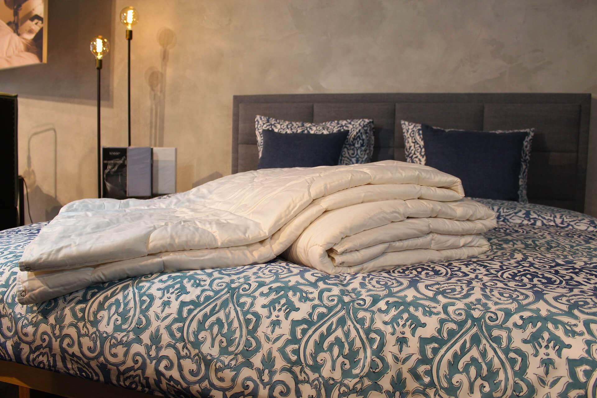 Luxe Wollen 4-Seizoenen Dekbed | Nuvaro 140 x 200 cm - Eenpersoons