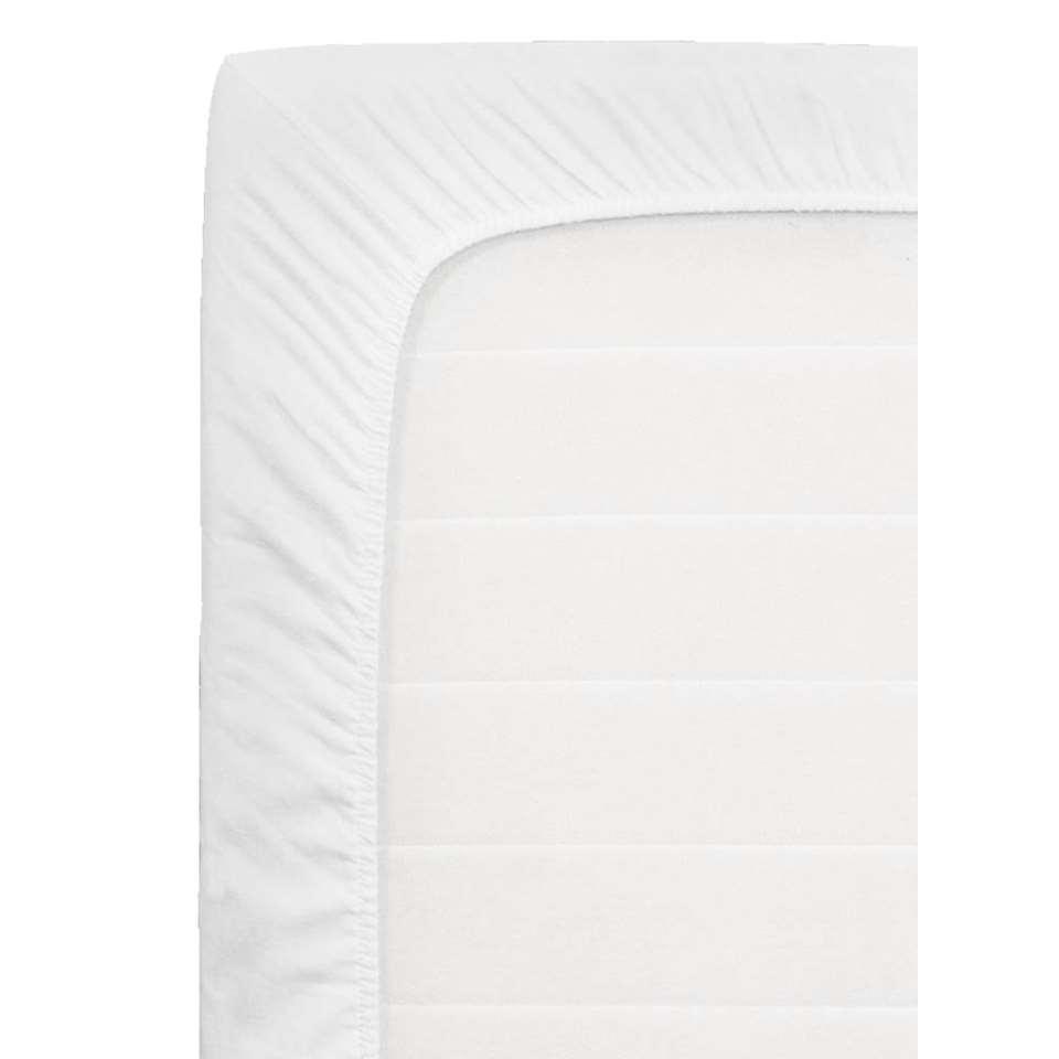 Molton topdekmatras - 90x200x10 cm - Leen Bakker