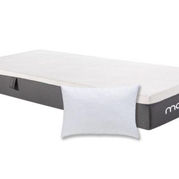 Matras Maxi Pocket Inclusief Hoofdkussen(s)